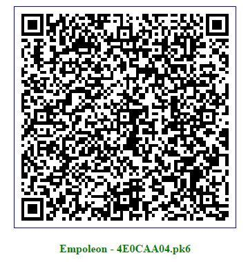 Pok 232 Mon Qr Codes Pokemonqr Twitter