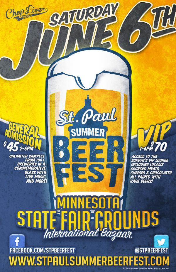 A sure sign of spring? @STPbeerfest go on sale at noon today. Summer's just around the corner? http://t.co/HoLrDL1mvS http://t.co/TW9HL7wiFo