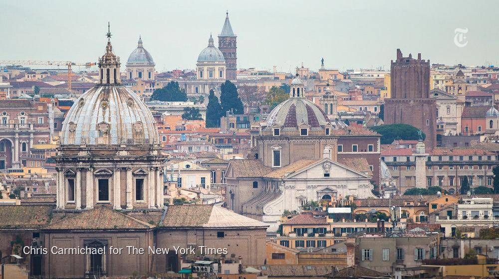 Rome wasn't built in a day -- but we show you how to experience it in 36 Hours. http://t.co/XKhweToRc6 http://t.co/ZKVQXqdhqw
