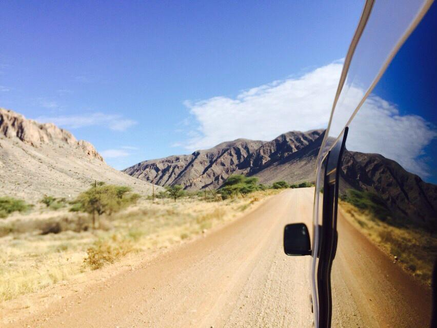 This country is blowing my mind . Outstanding beauty @TravelNamibiaUK @visionshg #Namibia #InLove http://t.co/Lg3zPFLpD5