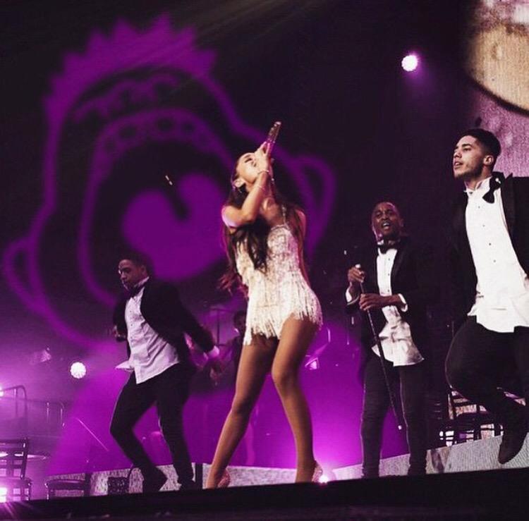 Ariana Grande Suomi
