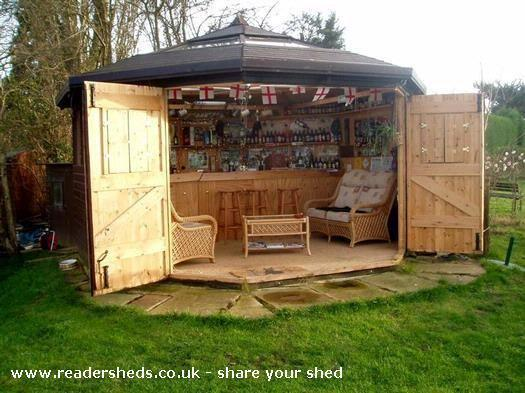 Tough Shed Man Cave : Tuff shed on twitter quot move over man caves there s a new