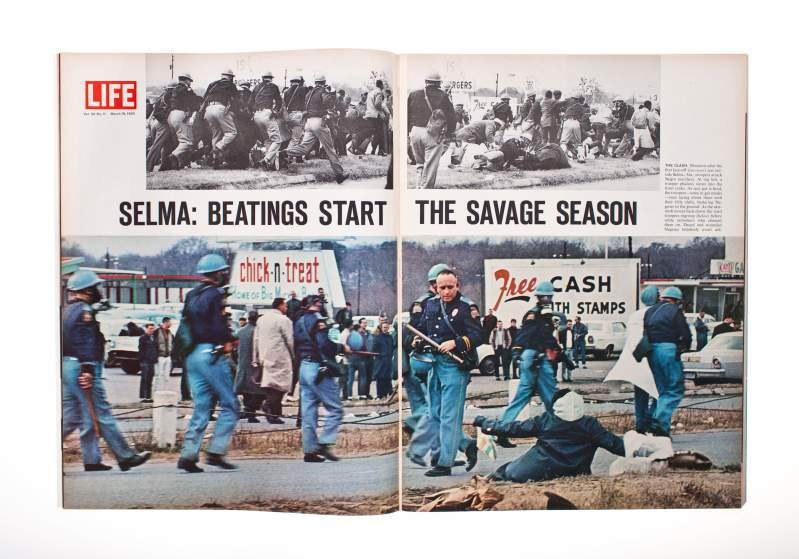 Remembering Bloody Sunday, 50 years ago today. Image: LIFE Magazine http://t.co/WANRt4W3ik http://t.co/38RYlWJBX3