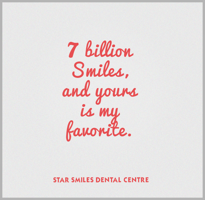 Andy Sharma On Twitter 7 Billion Smiles And Yours Is My Favorite