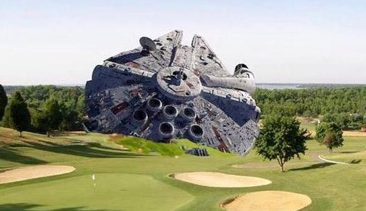 Jetwhine's closely following Hans Solo's (Harrison Ford's) successful emergency landing on a Calif. golf course. http://t.co/pCi5xx1Dkr