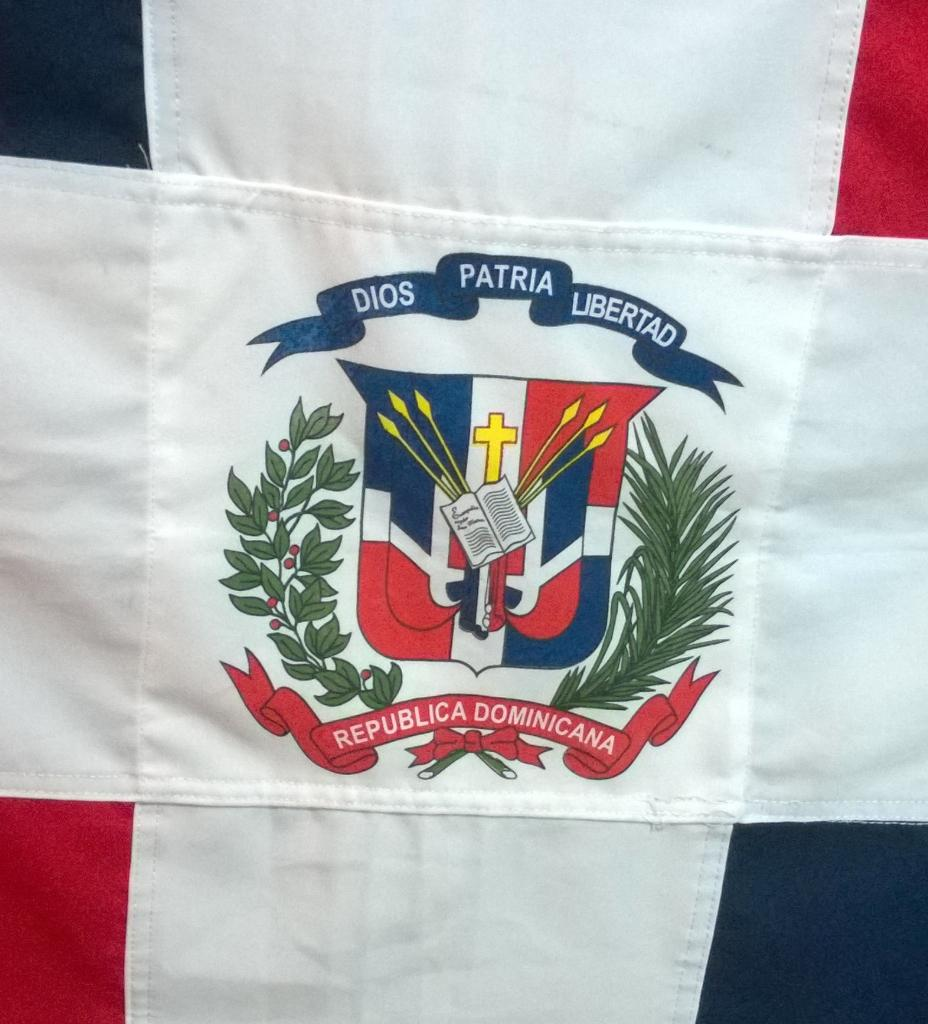 Jim Lyon On Twitter Dominican Republic Flag Only National Flag In