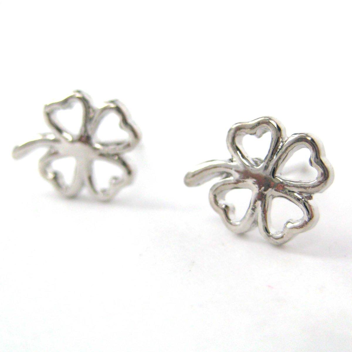 lucky clover earrings #stpatricksday <br>http://pic.twitter.com/B2tLv7kyAs #shamrock   https://www. ebay.co.uk/str/rubyredsky  &nbsp;