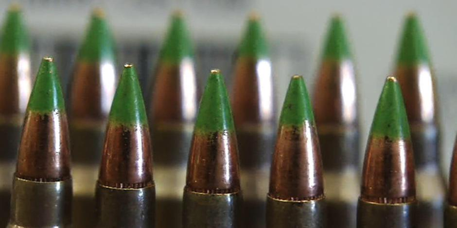 Obama already banned M855 ammo, illegally