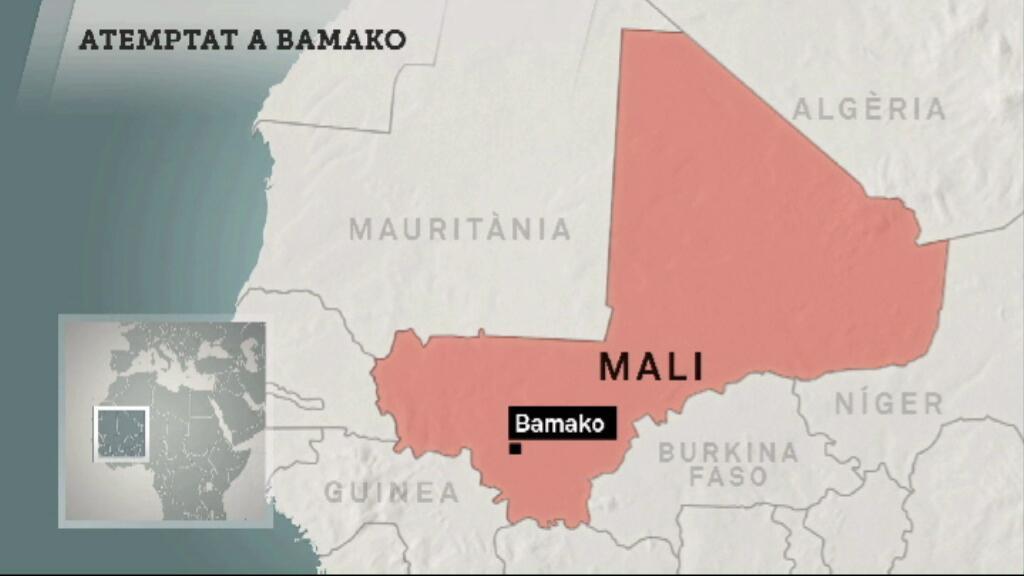 Viaggiare sicuri: viaggi a Mali a rischio sicurezza