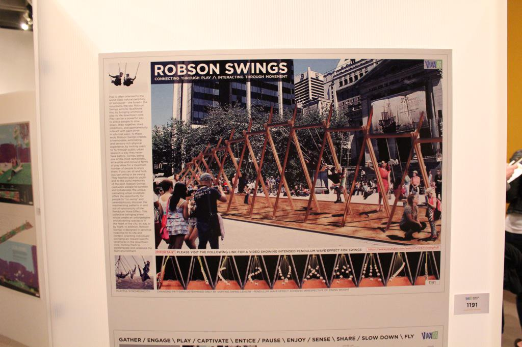 Swings, everyone. There could be swings on Robson St. If you like it, vote it in! #RobsonRedux http://t.co/jXaYFusPul http://t.co/G2SRuA63fT