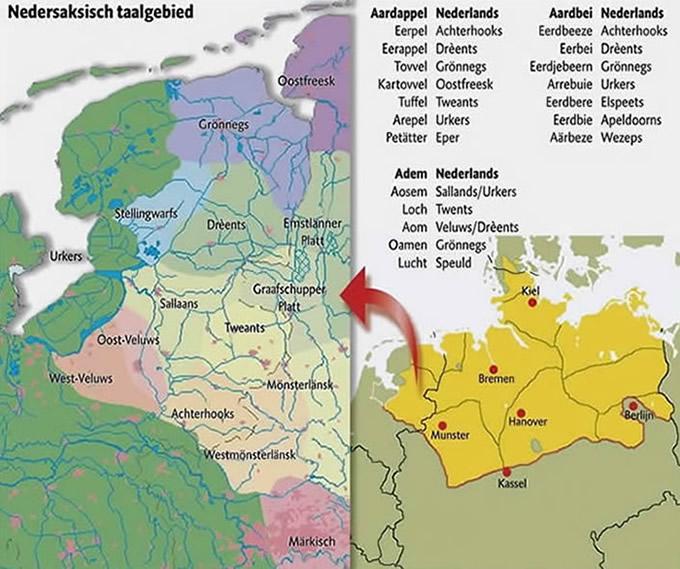 Sowieso misschien wel een leuk kaartje om te delen. Nedersaksisch taalgebied: http://t.co/icvo3RY1z9