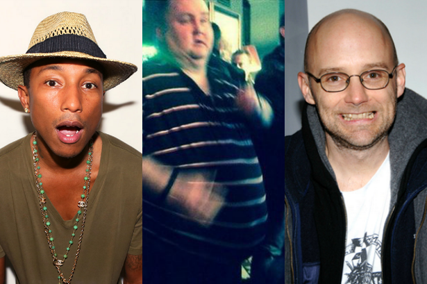 Pharrell Williams, Moby & Andrew W.K. to perform at bullied dancing man's party http://t.co/d2NMIXF3WS http://t.co/z2vltCpqvH