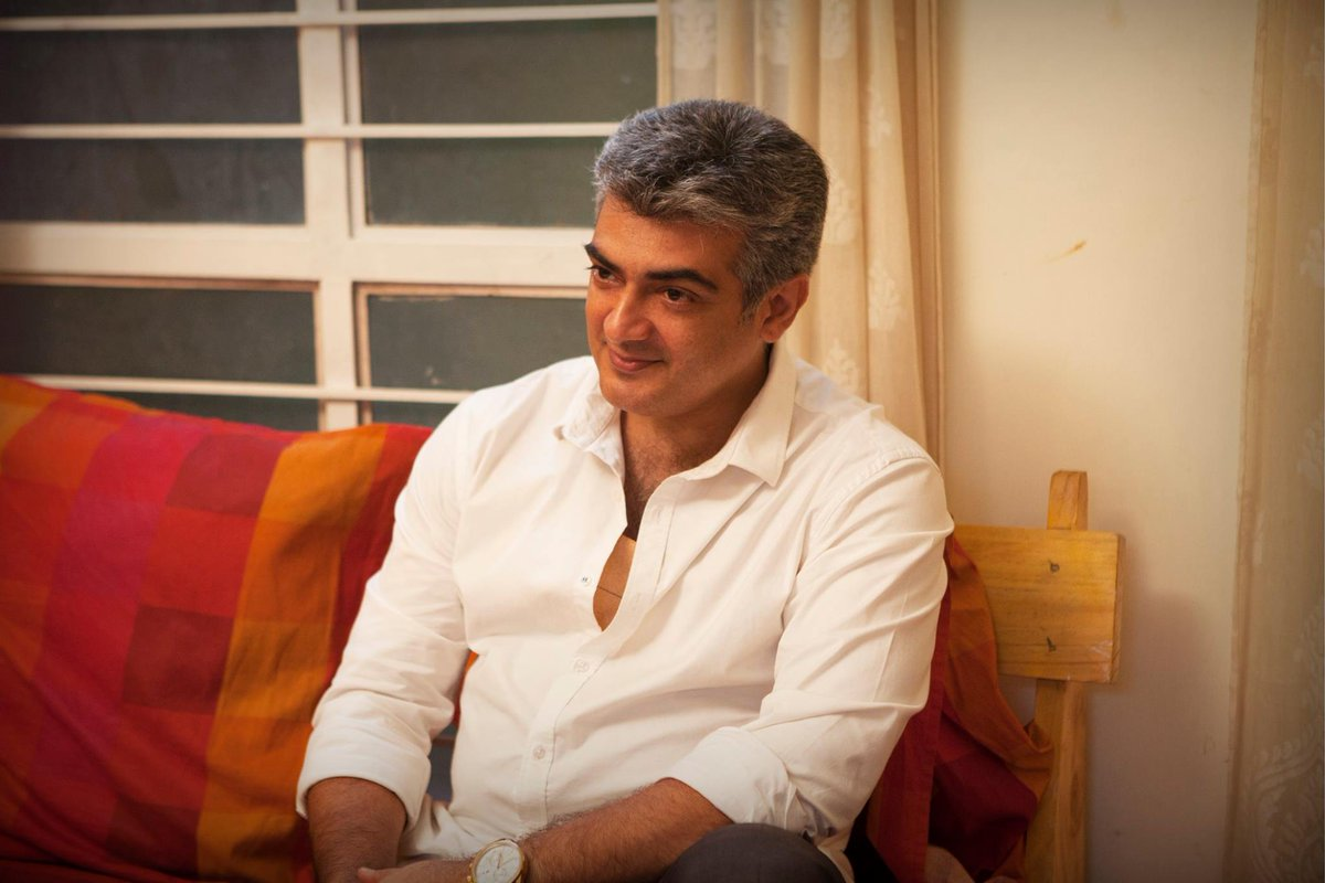 Thala Ajith's Surprise Phone Call!