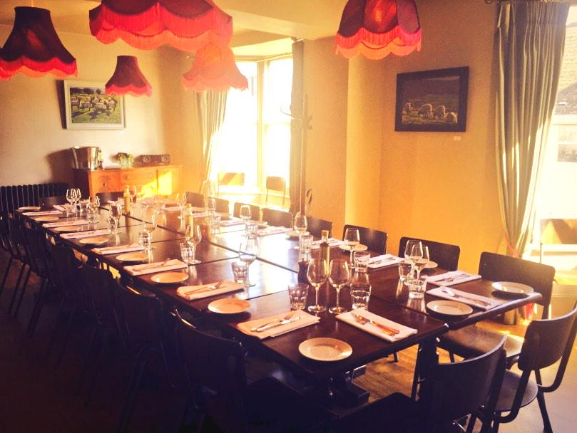 """the ginger dog on twitter: """"love our private dining room when it's"""