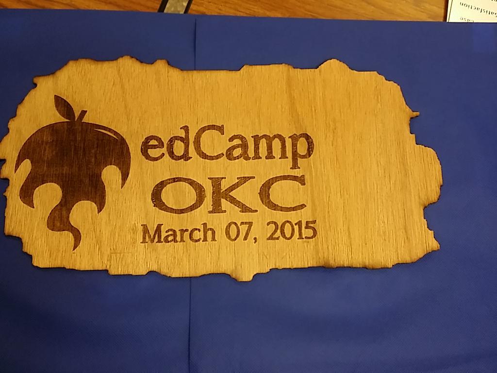 @oklaed #EdCampOKC http://t.co/sWcyvhtbJ4