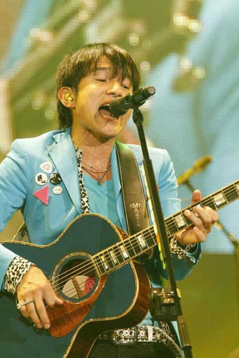 ギター桜井和寿