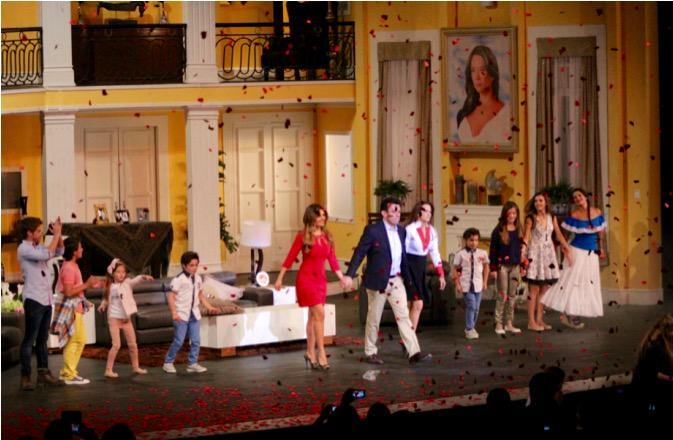 Con gran éxito arrancó la Gira de @MiCorazonTeatro en Puebla ayer, HOY en VERACRUZ http://t.co/tFpWs1Wk9x