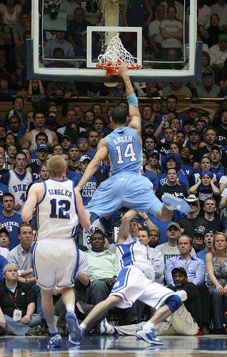 Yessir!! #BeatDuke #TarheelNation #GDTBATH http://t.co/P2m6UnQzTm
