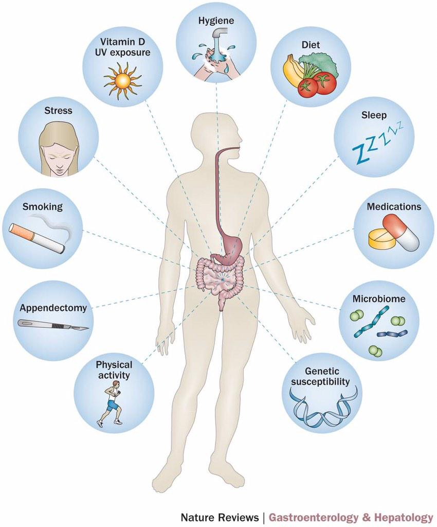 Epidemiology and risk factors for IBD http://t.co/MqSmFLzJgo http://t.co/YUQmrozWe9