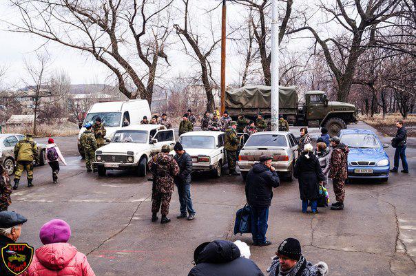 Вчера произошло 3 боевых столкновения между украинскими воинами и врагом, - спикер АТО - Цензор.НЕТ 5251
