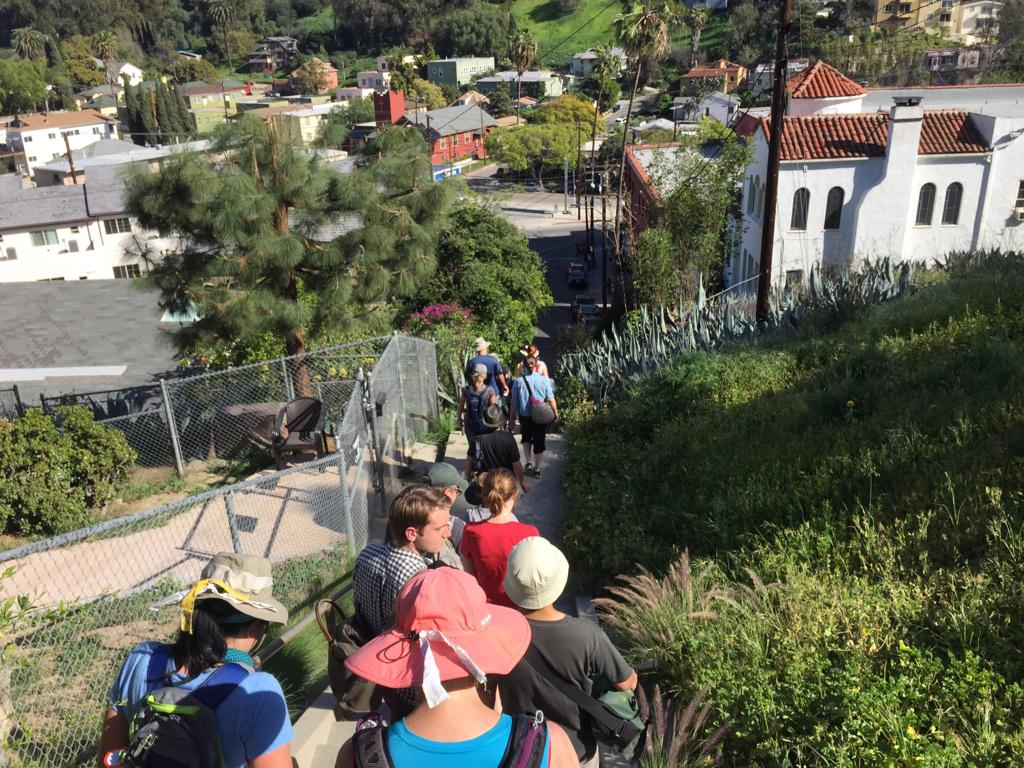 Thumbnail for Echo Park Stairway Day