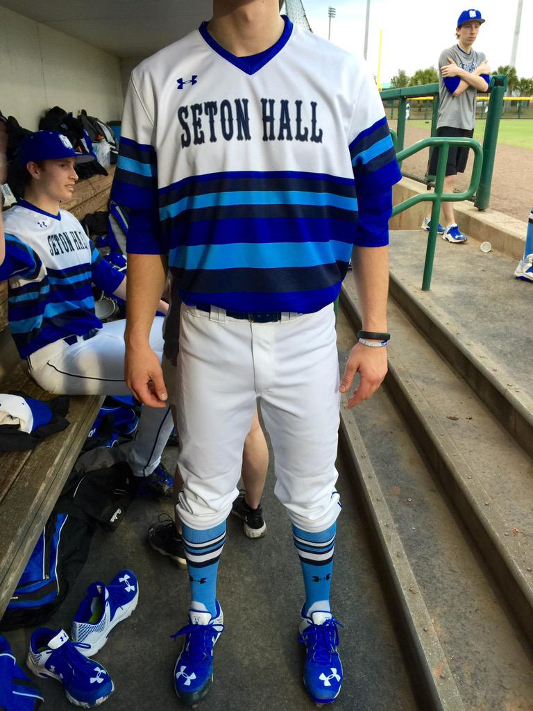 hot sale online 6cf57 8a7ad ... Seton Hall Baseball on Twitter ...