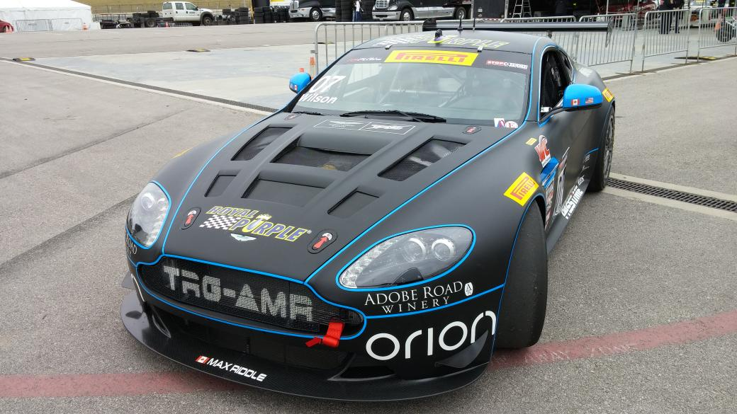 PWC: Circuit of the Americas – Wilson takes GTS win in series debut