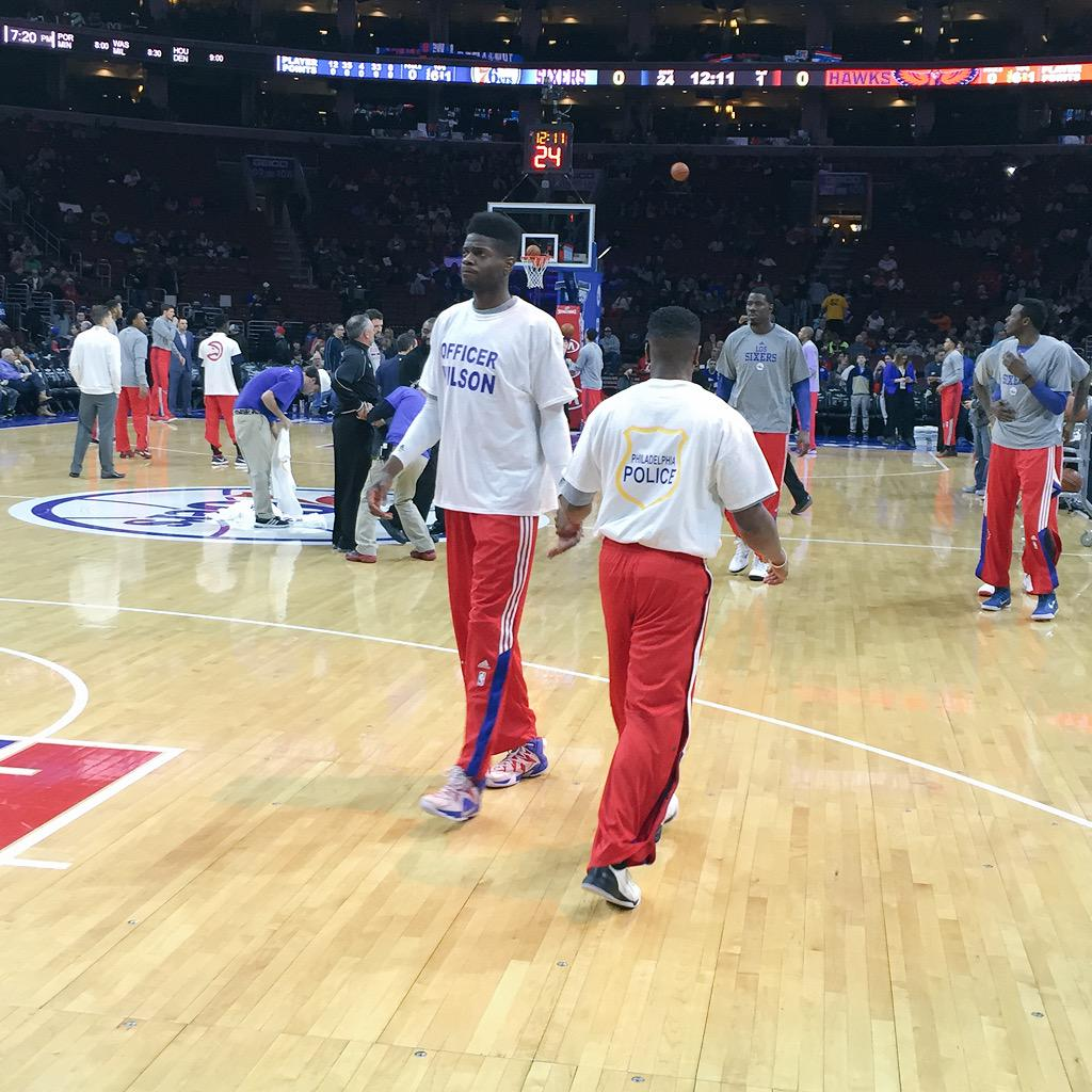 """Philadelphia 76ers On Twitter: """"Special Shooting Shirts"""