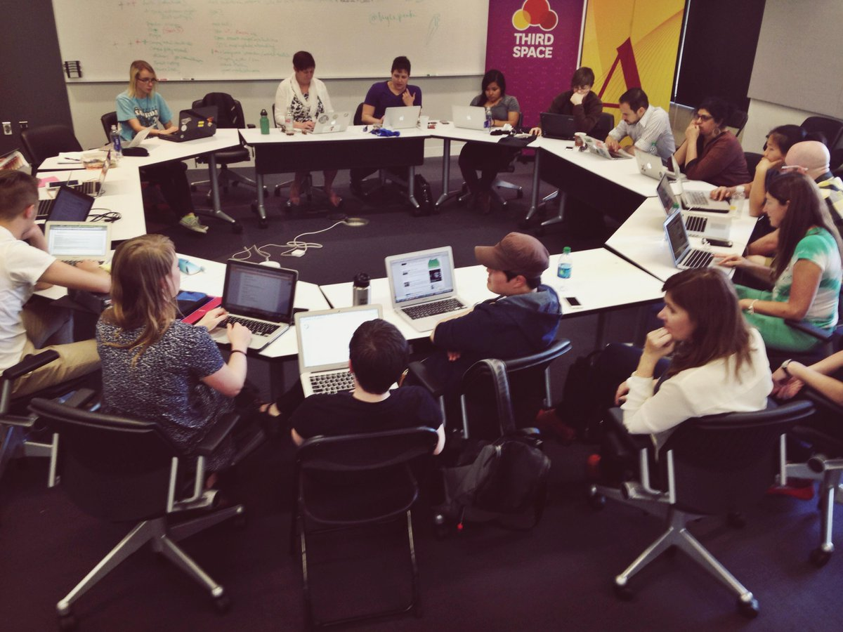 #MsFembot Hack-a-Thon wrap up -- see results here: http://t.co/GEno4GfuK5 http://t.co/vYDPgYUMMl