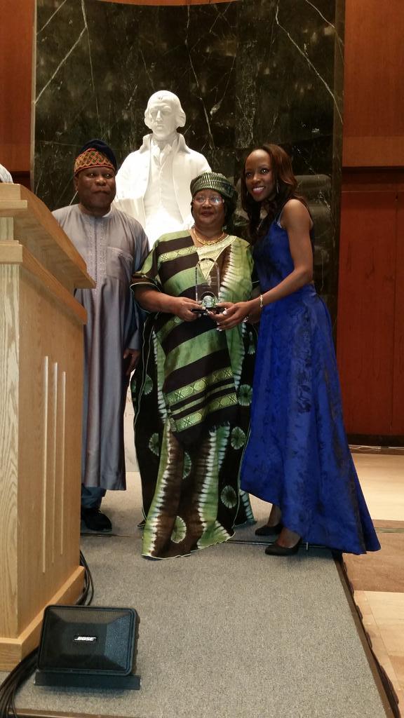 Wonderful remarks from Her Excellency Dr. Joyce Banda Former President of Malawi @GC4Women #GC4W http://t.co/IzDRjjKSKL