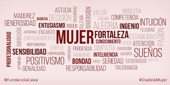 Quien define los atributos que te harán cumplir tus sueños, ¡eres tú! #FelizDíadelaMujer http://t.co/atDC8Nx9fG