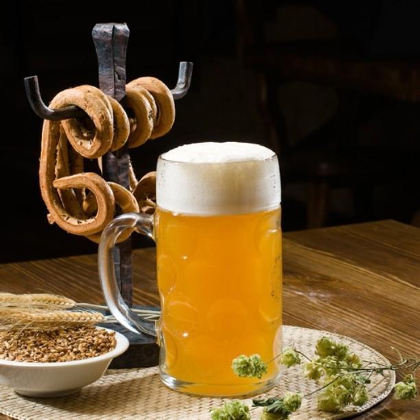нефильтрованное пиво на розлив