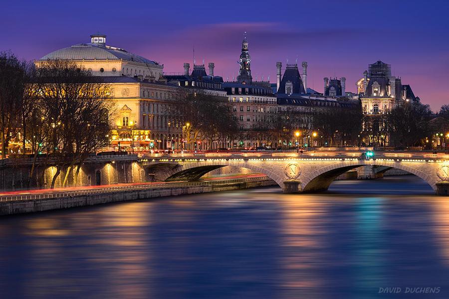 Spring in Paris by David Duchens @drkent @_Akanshagautam @Akanshagautam_ http://t.co/Yb7JUKDTwQ