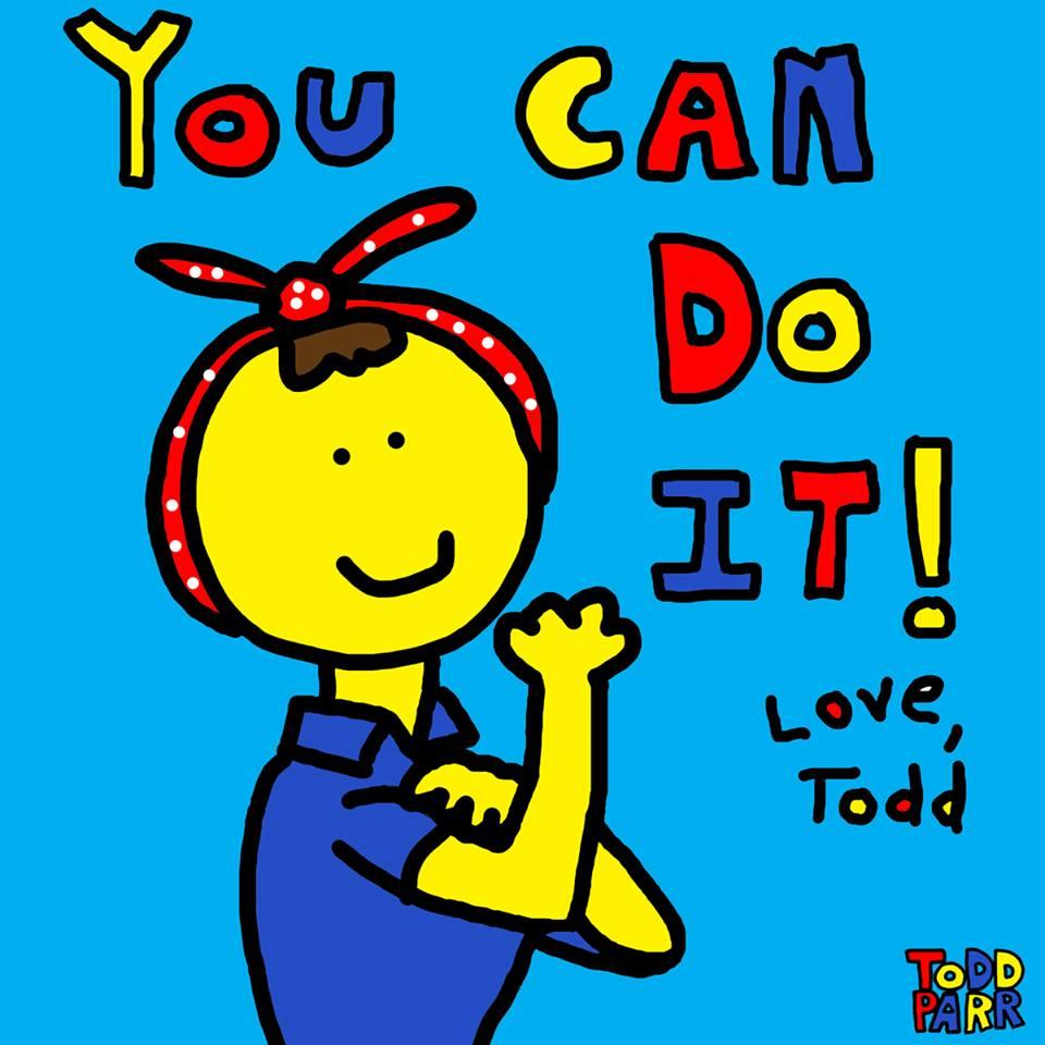 Happy #InternationalWomansDay! Love, Todd http://t.co/EvUzaPVxFO