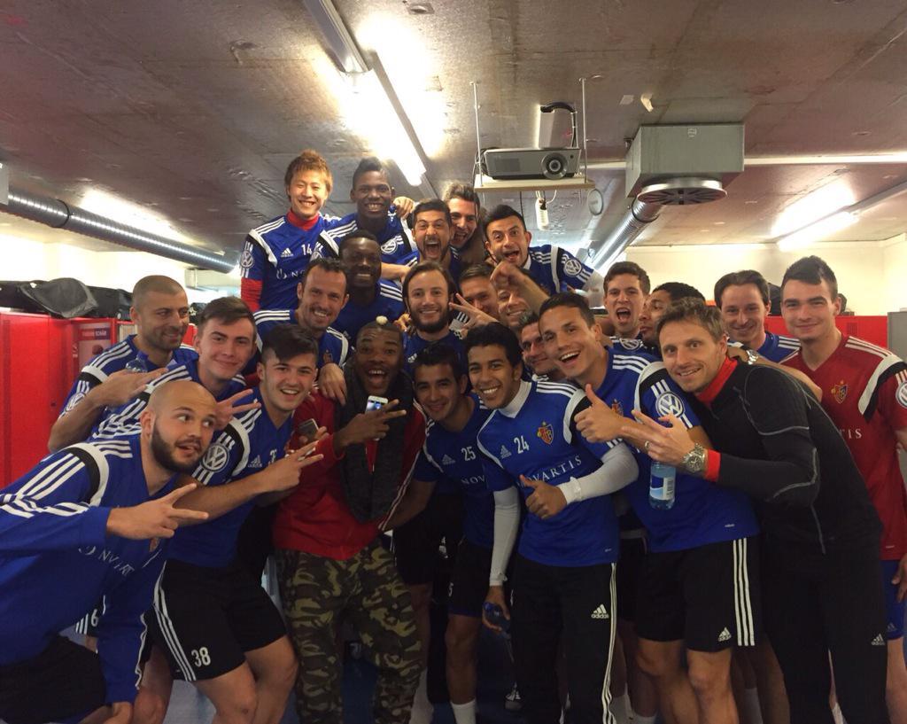 Thank you for the visit! @sereydie @FC_Basel @fabianschaer @yoichiro0103 @vaclos31 @LucaZuffi @DerlisG10<br>http://pic.twitter.com/zUnMfaLR6F