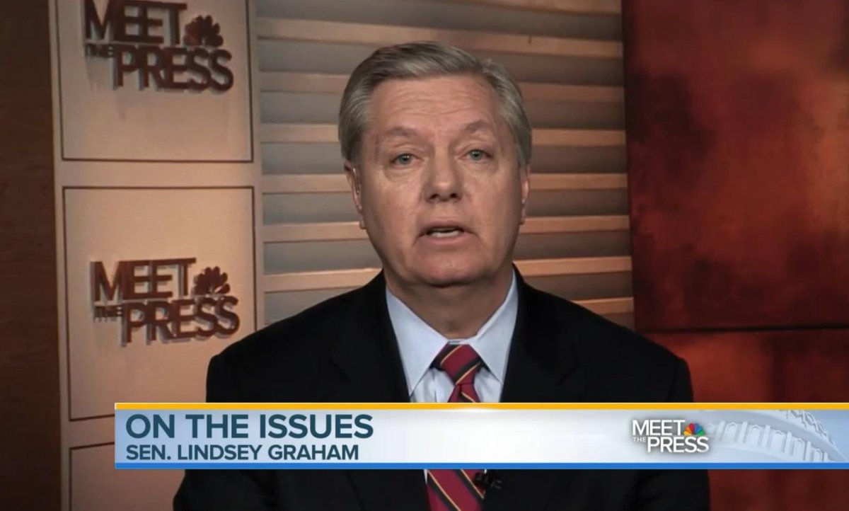 Lindsey Graham on #MTP: I've never sent an email http://t.co/NTNzv6Ooo7 http://t.co/k86G2PaoJ1
