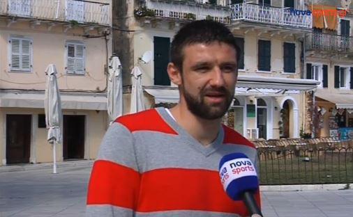 Dimitrovski will be staying with Kerkyra