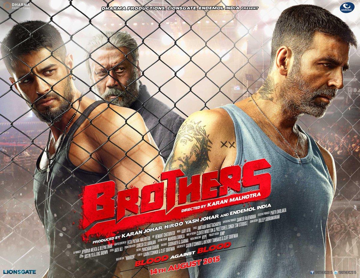 .@akshaykumar @S1dharthM @Asli_Jacqueline #JackieShroff in BROTHERS Directed by @karanmalhotra21, August 14,2015!!! http://t.co/lwYtlucczL