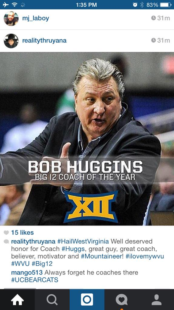 Screaming a big congratulations to one of the best coaches to ever do it ! Much love and respect for this man ! http://t.co/OUFvjnVmHK