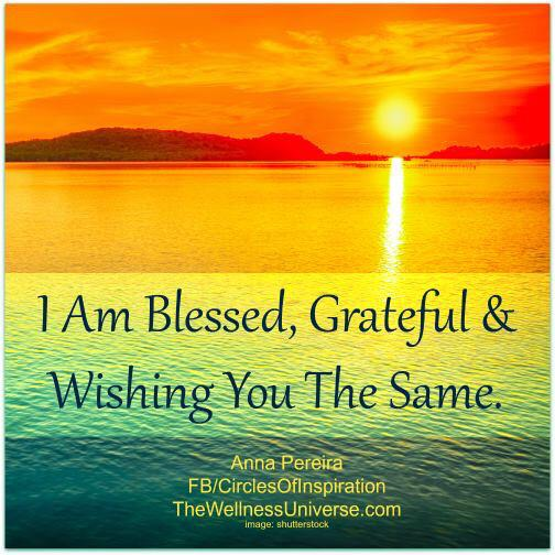 I love spreading blessings, don't you? #WUVIP #TeamBossyGals @Womenworking @roxanamjones @intuitionheals @farzanajj http://t.co/NZleIThMtK