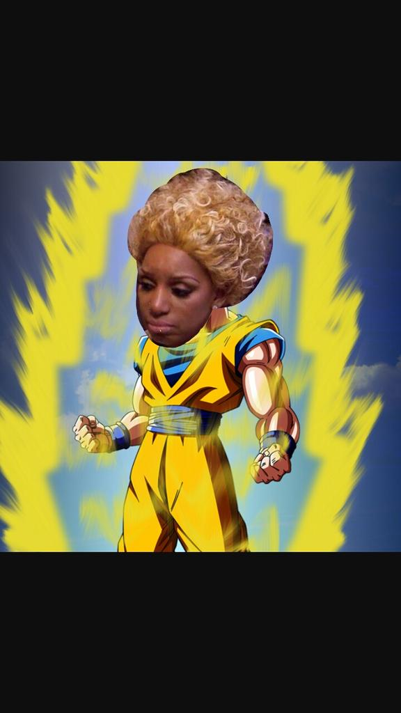 Tune in to #RHOA next week when @NeNeLeakes goes Super Saiyan on the girls http://t.co/tPMsRwngoR