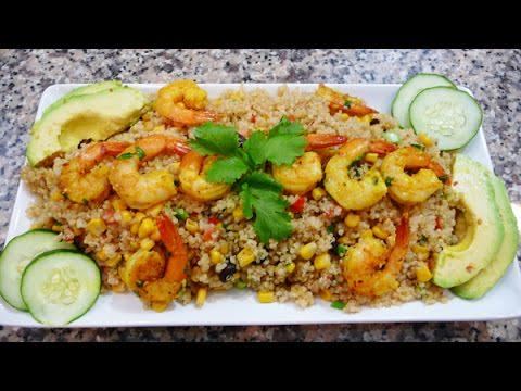 Easy Quinoa Salad, delicious and nutritious, recipe, how to - http://t.co/OjzlWUg6Sw http://t.co/5x7CwJdIAi