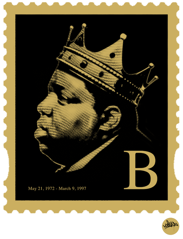 RIP Christopher Wallace aka #BiggieSmalls #NotoriousBIG who died on this day (March 9th) 1997 http://t.co/knJqWitueV
