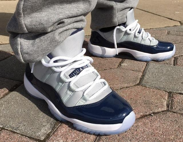 Georgetown 11 Lows https://t.co/OfReLLyl...