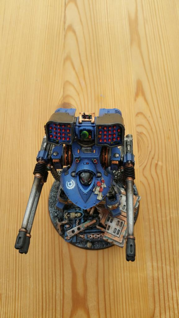 You wait 3 weeks for a #miniaturemonday and then I post 2 in 2 days. #40k #warmongers #fwo meet deredeo bob. http://t.co/Q3h3VeGbMH