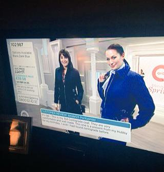 lorna roberts plus model on twitter behind the scenes at qvc