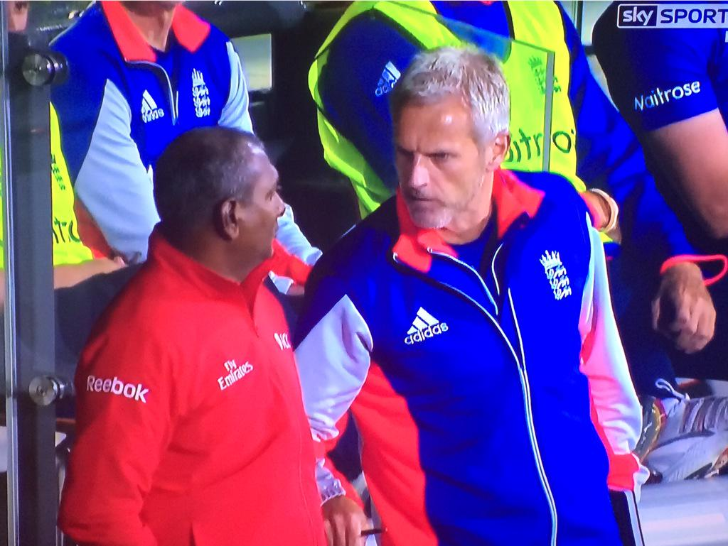 """""""Tell your mate he's just cost me my job."""" #CWC15 http://t.co/mZ1yip1FbC"""