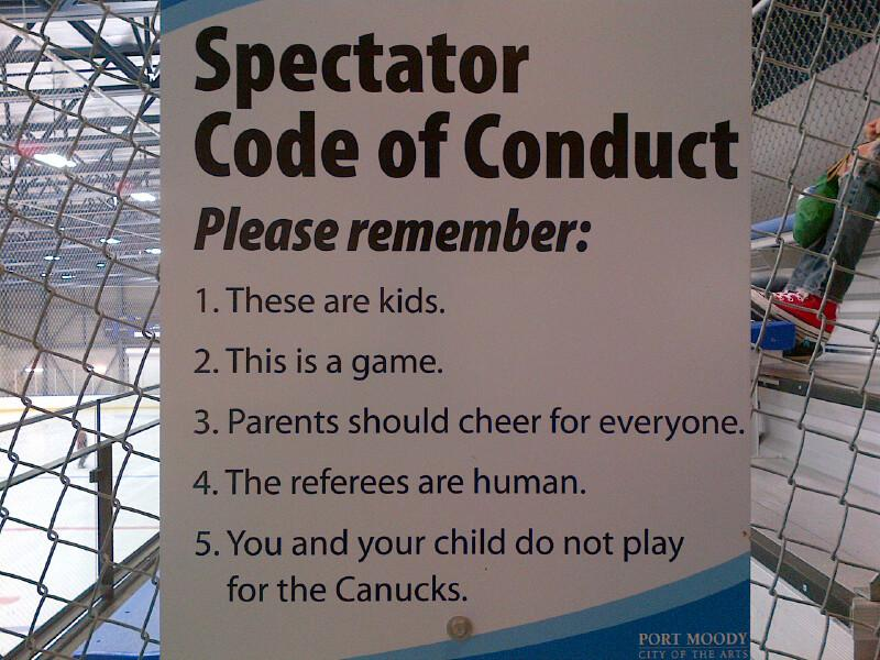 Awesome sign at a minor hockey rink! @VanCanucks @TSNBobMcKenzie http://t.co/WP1zP90utk