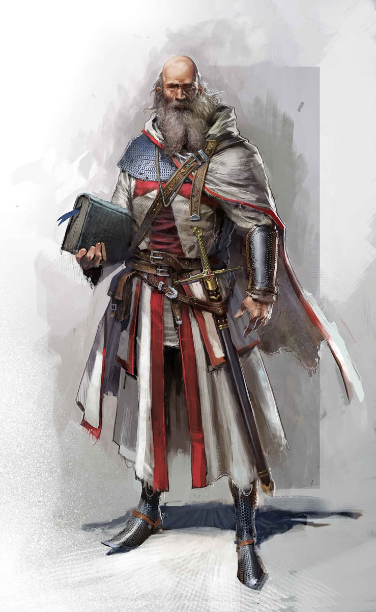 Assassin S Creed On Twitter He Led The Templars To The Height Of