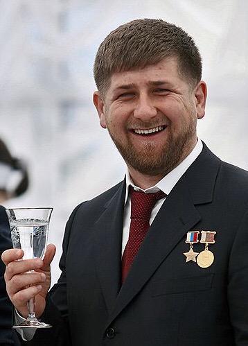 Путин наградил Кадырова орденом Почета - Цензор.НЕТ 6220